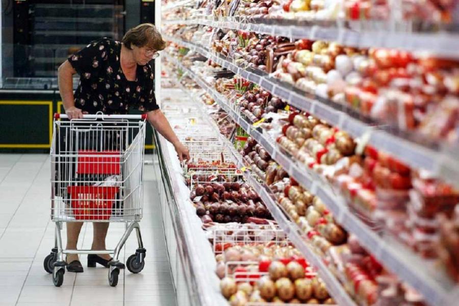 Supermarket cumpărături