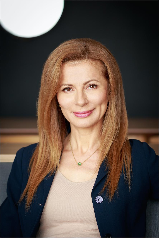 Emilia Bunea, CEO Metropolitan Life România