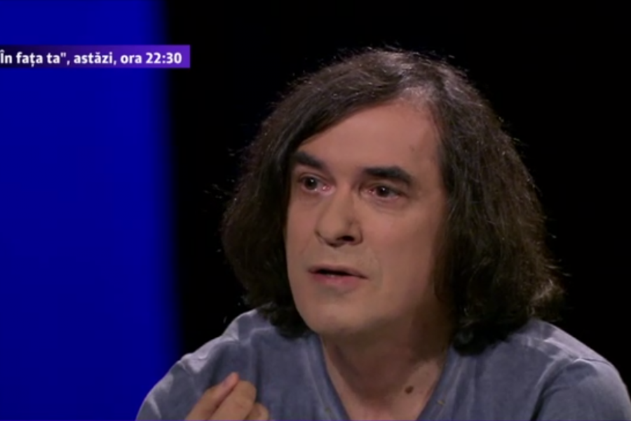 """Mircea Cărtărescu, """"În fața ta"""""""