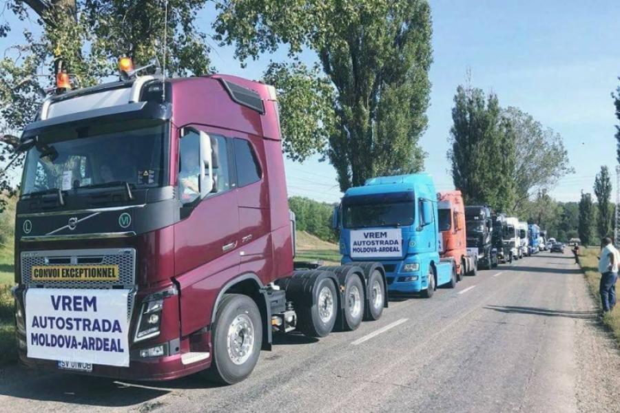 Autostrada Moldova-