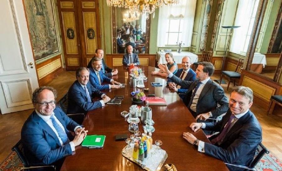 Negocieri pentru formarea unui Guvern în Olanda