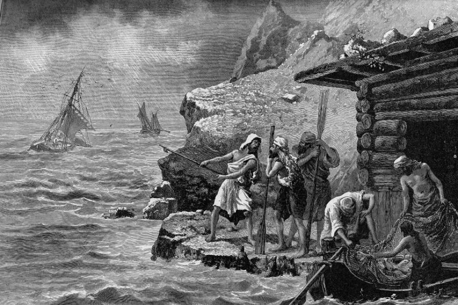 marea in biblie