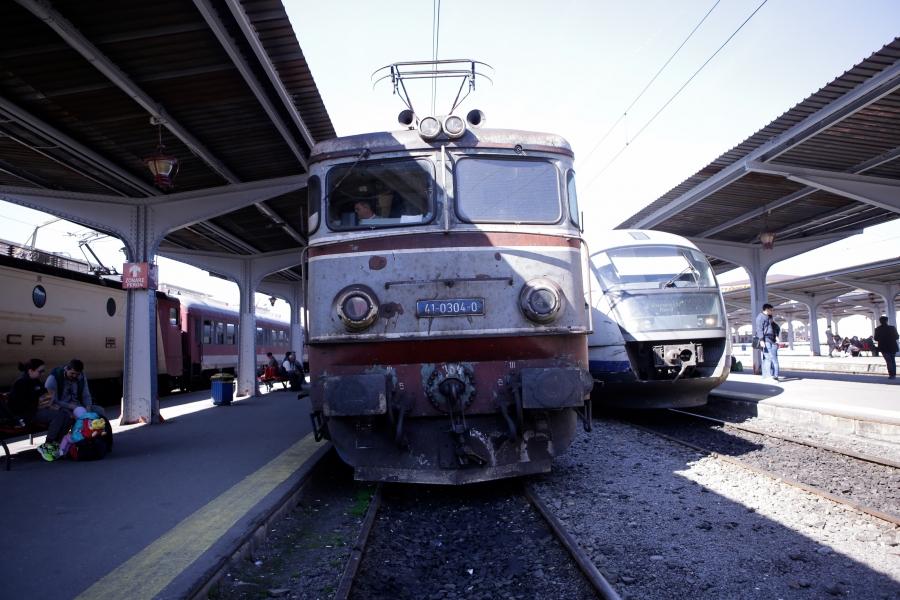 Trenuri Gara de Nord