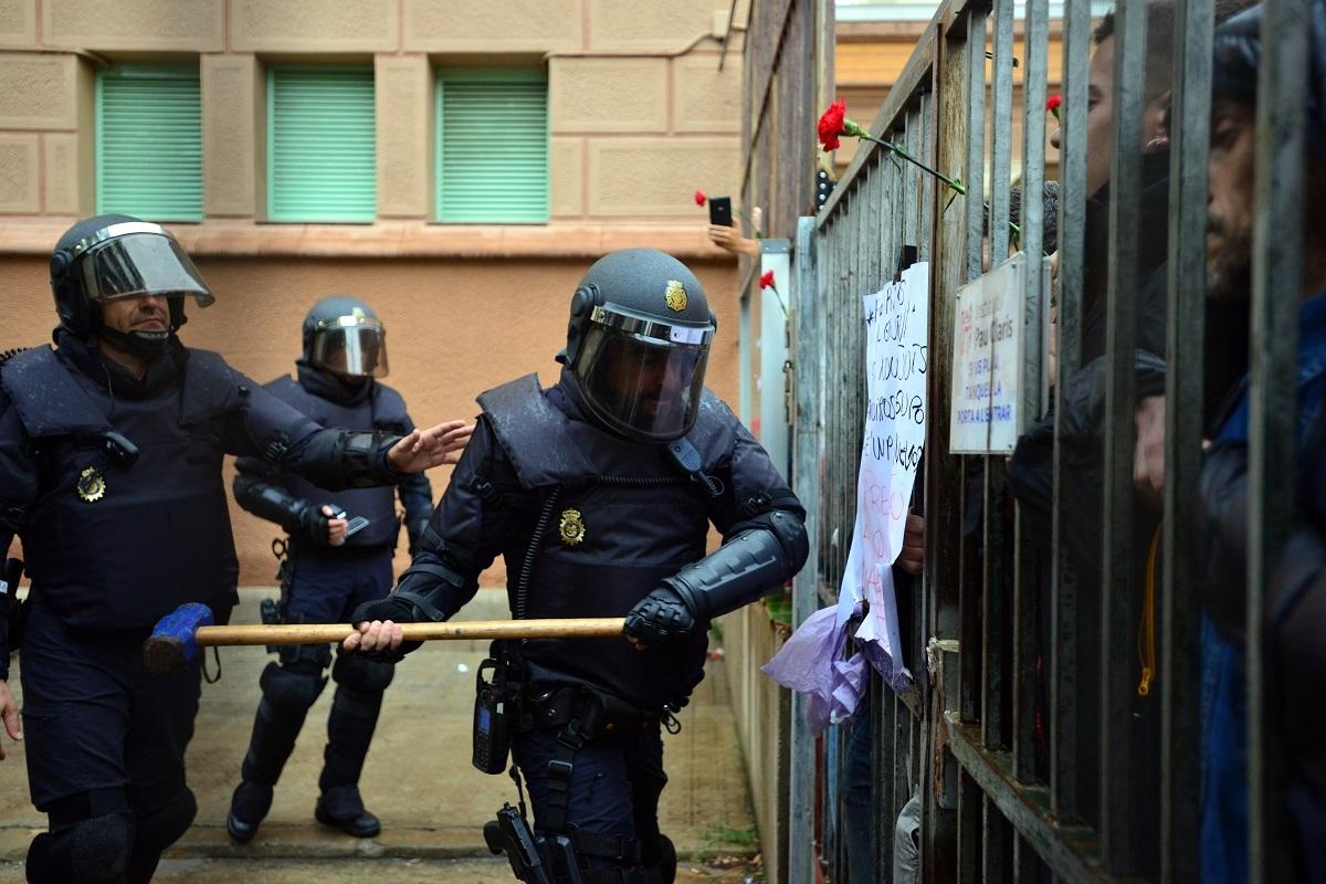 Catalonia - referendum