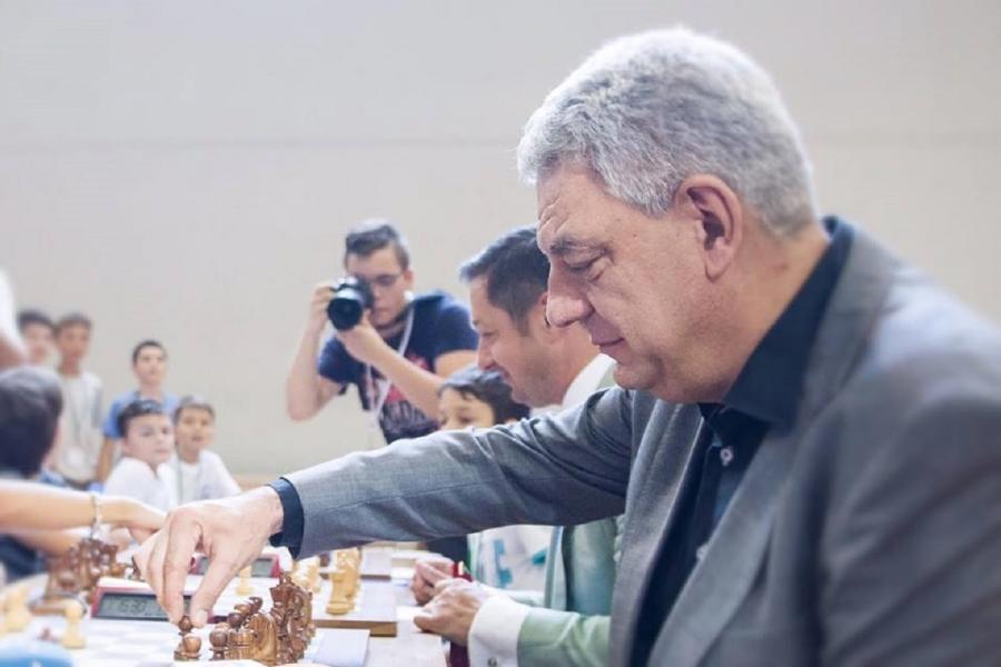 Mihai Tudose - șah