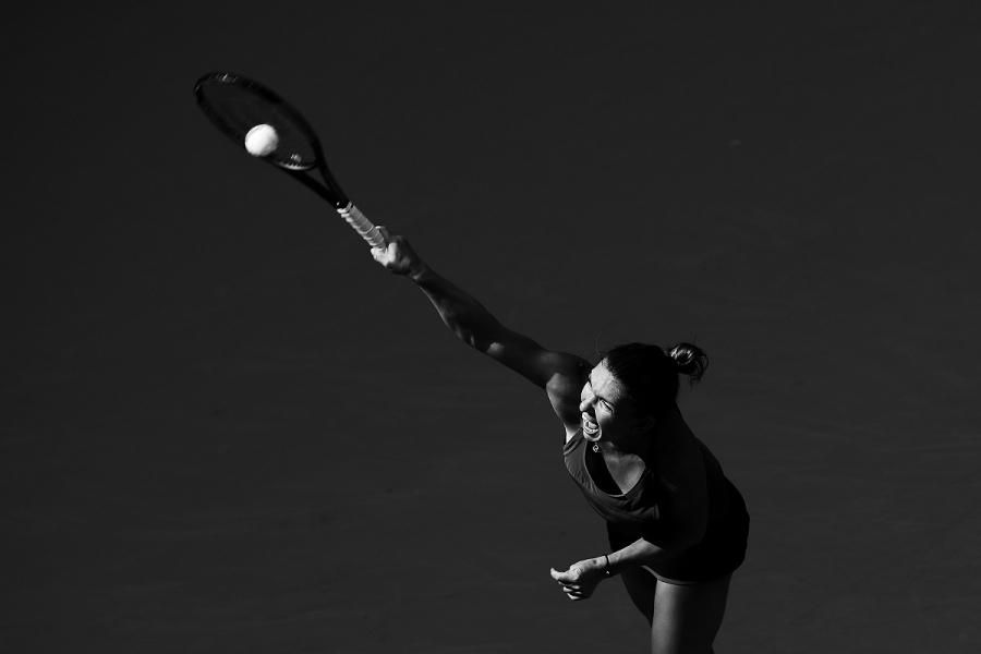 Simona Halep - Beijing