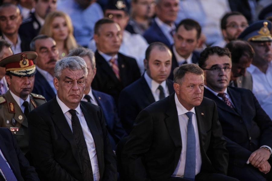 M. Tudose - K. Iohannis