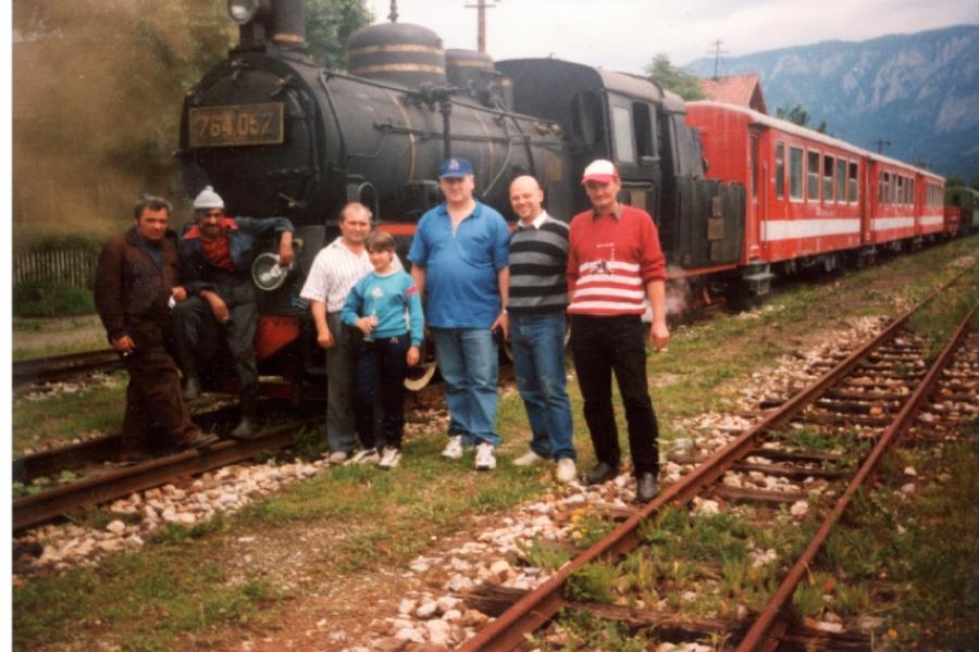 Mocănița 1998