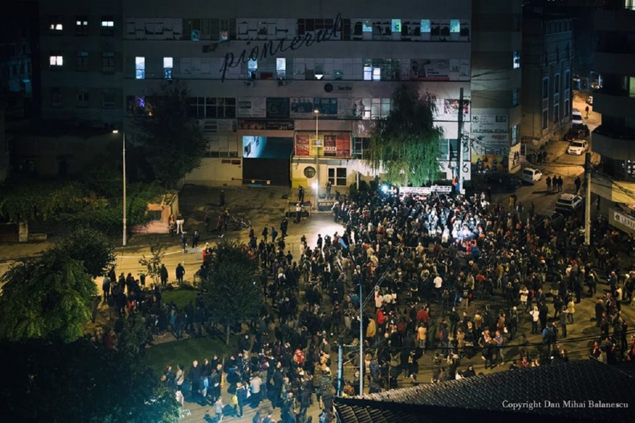 Marșul Colectiv - Foto Dan Mihai Bălănescu