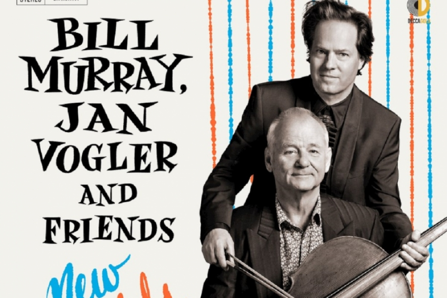 Bill Murray violoncel