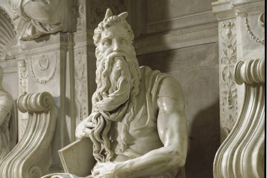 Moise - Michelangelo