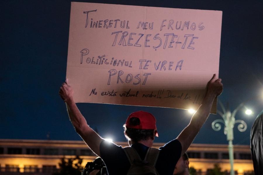protest - tanar