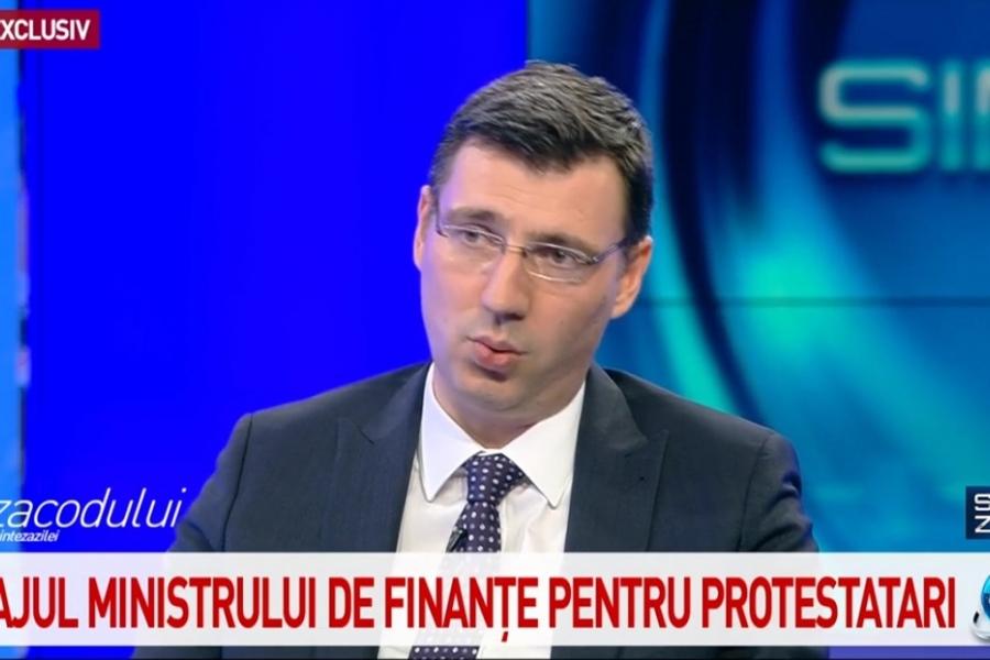 Ionuț Mișa la Antena3