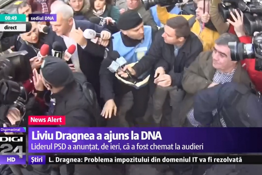 Dragnea DNA