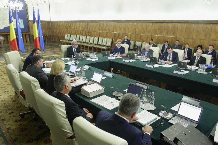 Tudose și Guvernul