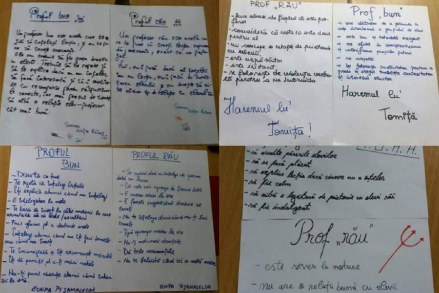 Lucrări elevi