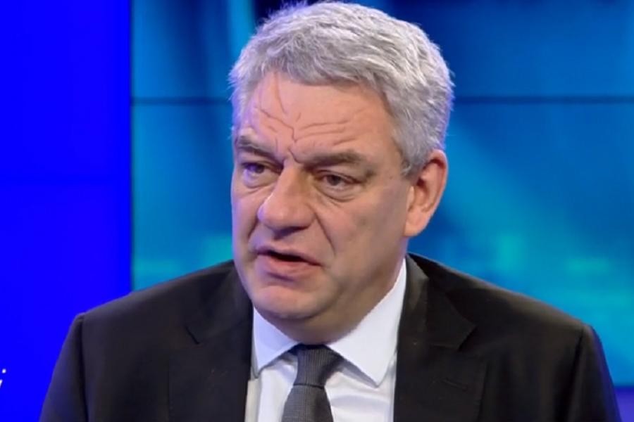 Mihai Tudose la Antena3