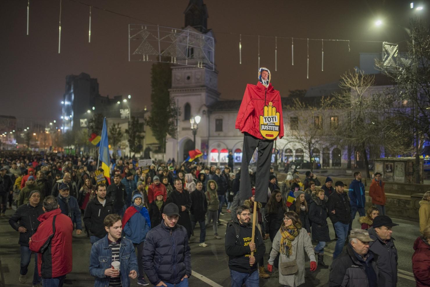 Potest București, 26 noiembrie