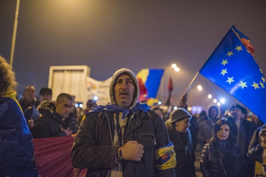 Protest București, 26 noiembrie