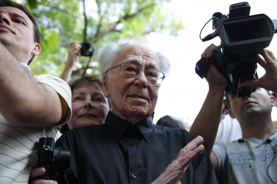 Mihai Șora - foto Liviu Albei