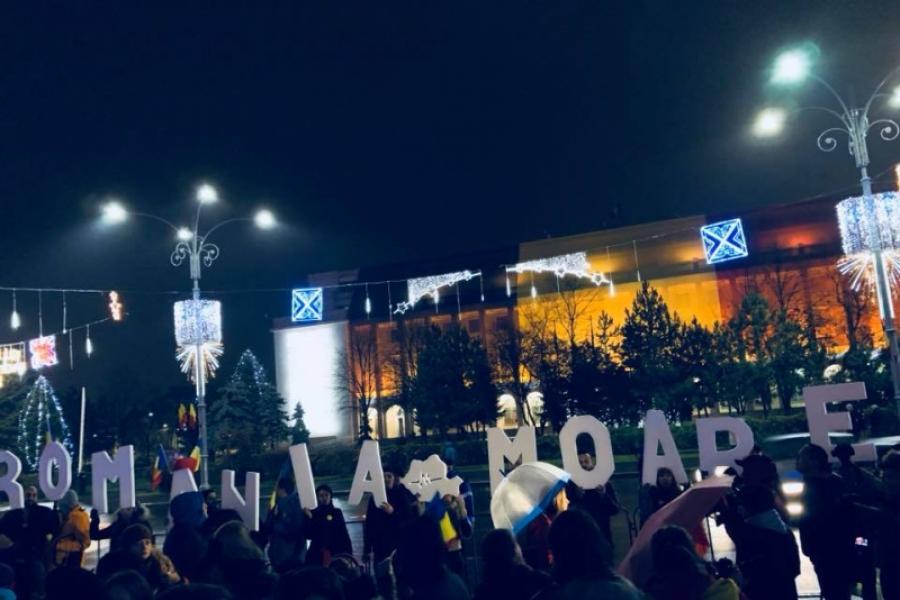 Romania Moare