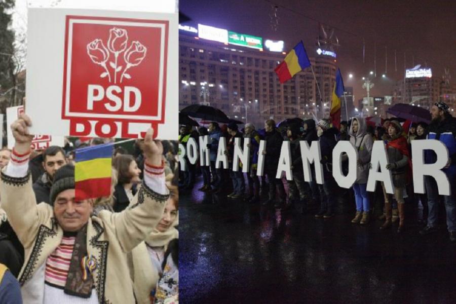 Ziua de 1 Decembrie, 2 Românii