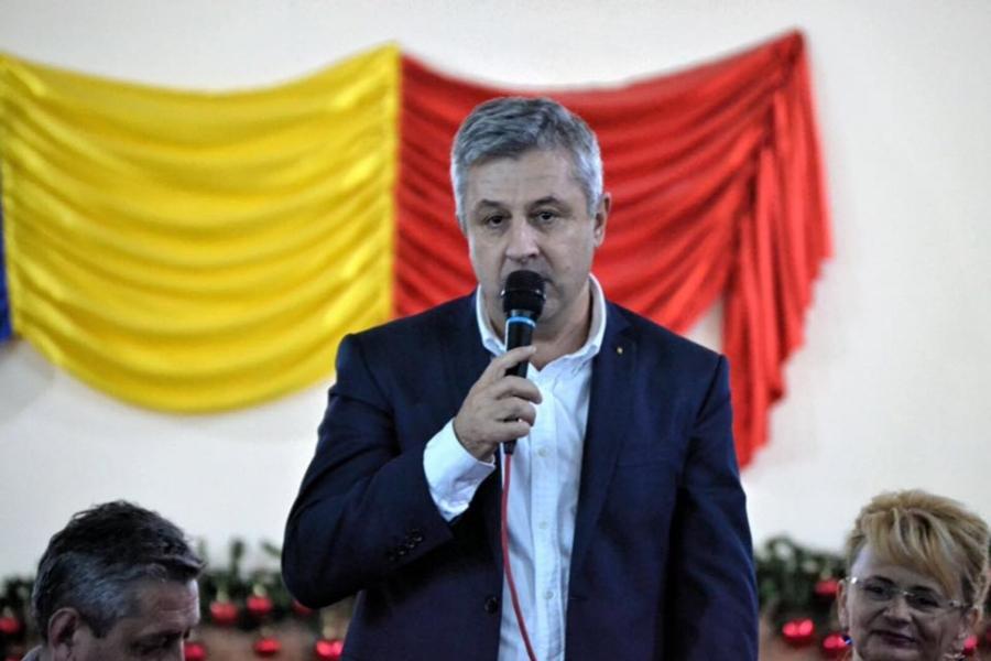 Florin Iordache - steag