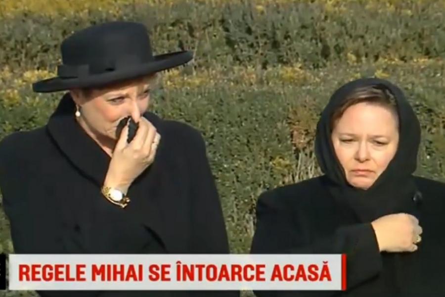 Înmormântare Regele Mihai