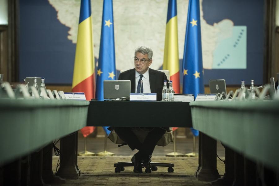 Sedinta de Guvern - Inquam