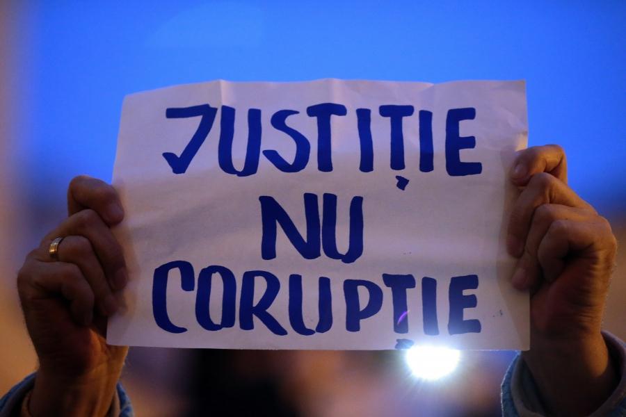 Justiție nu corupție