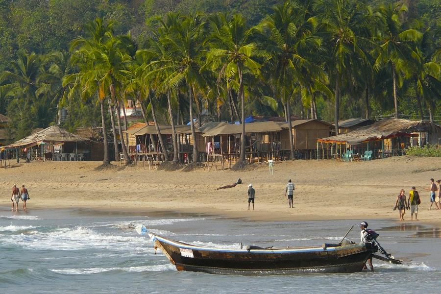 India - plaja