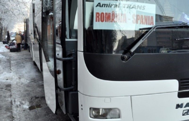 Autocar România - Spania