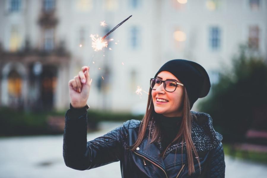 Artificii Anul Nou