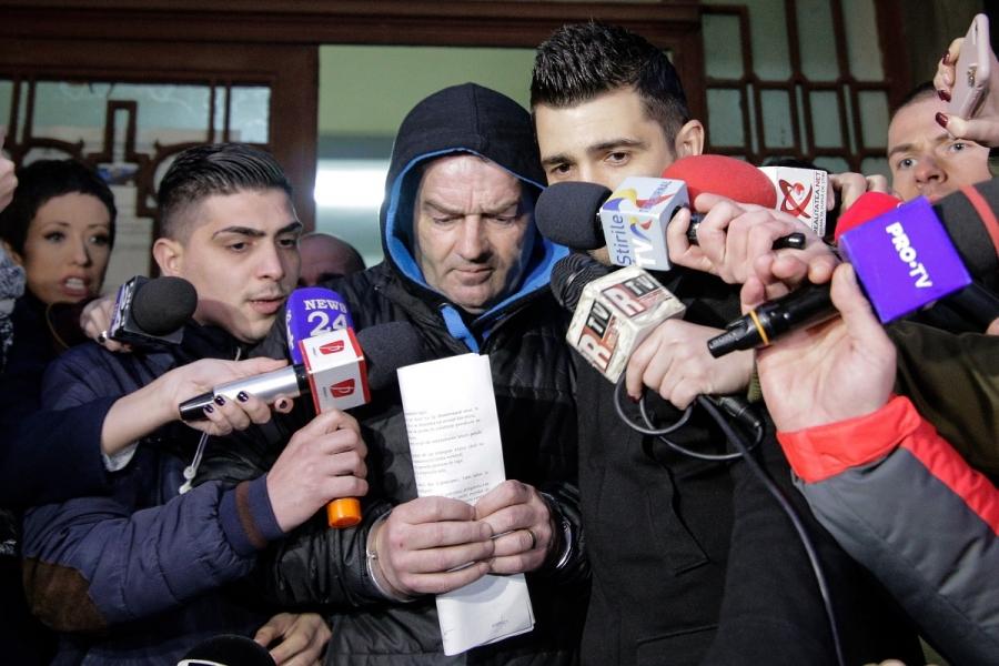 Pedofilul din București