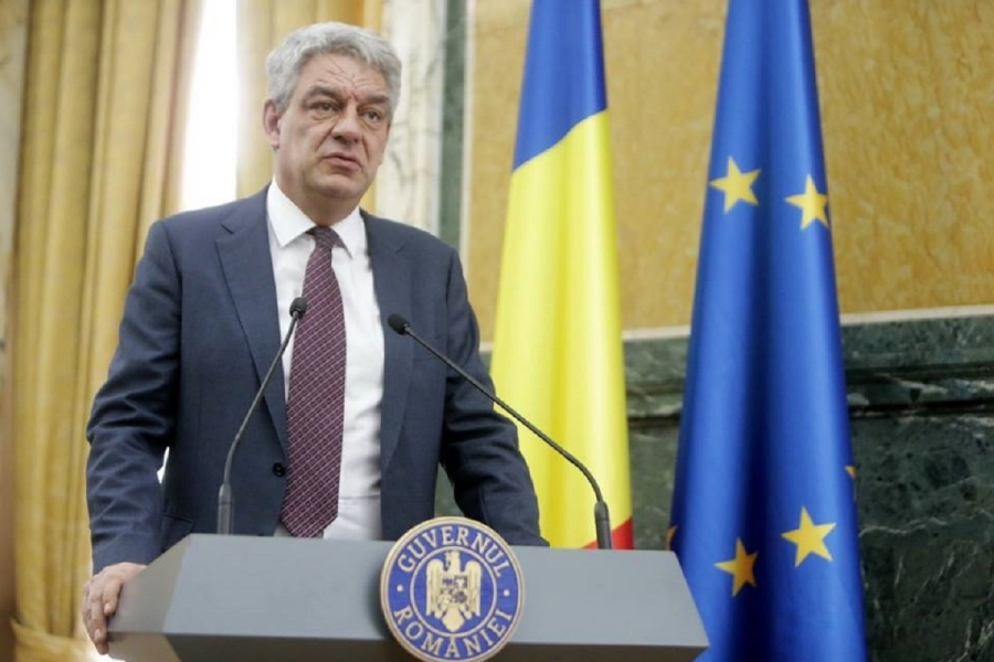 Mihai Tudose la Guvern