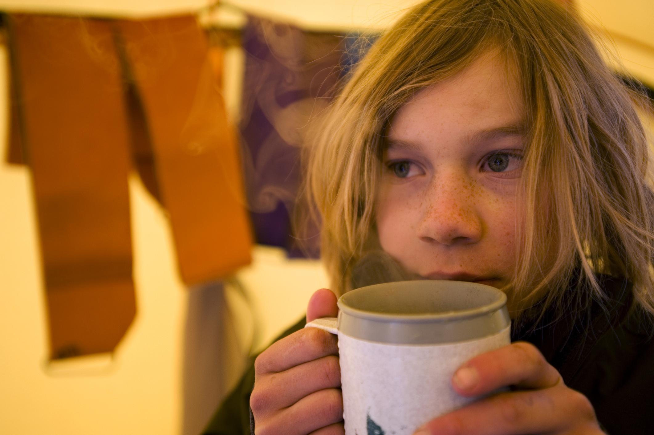 Tabără sănătoasă pentru copii, la Păltiniș
