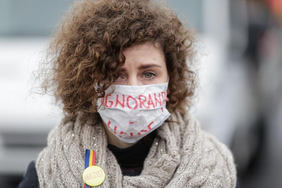 Femeie #rezist