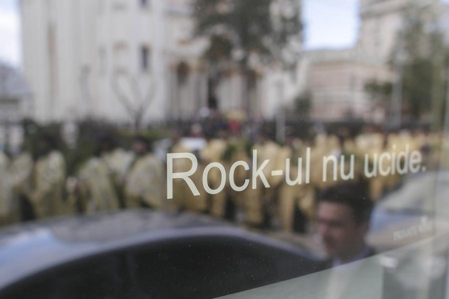 Rock-ul nu ucide