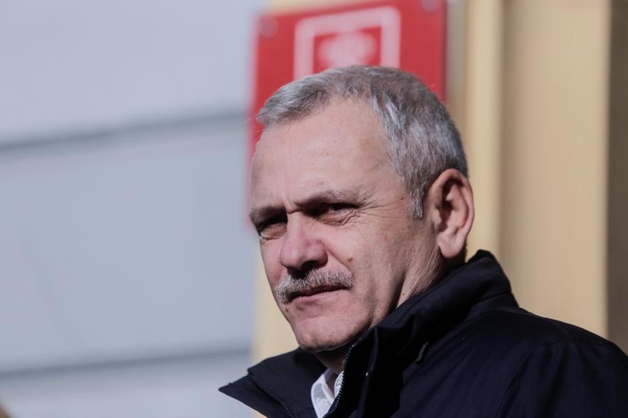Liviu Dragnea -  Foto: George Călin