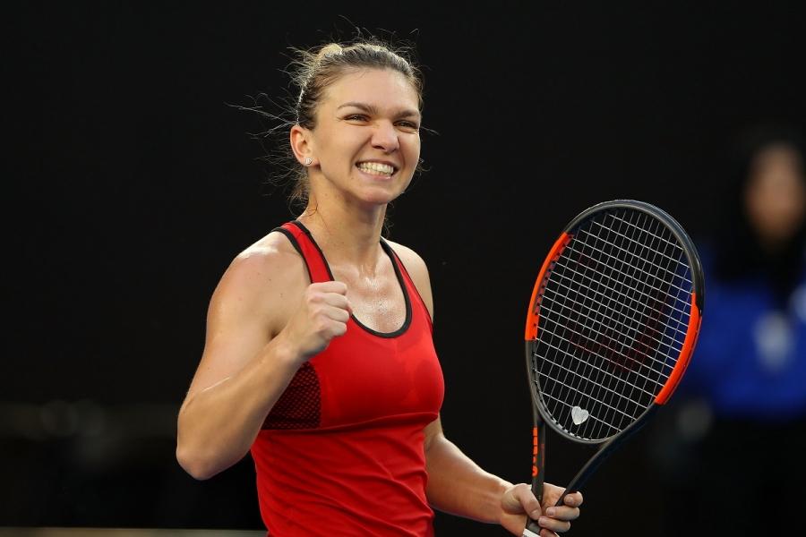 Simona Halep, Australian Open