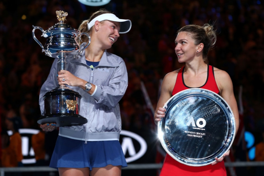 Ceremonia de premiere Australian Open