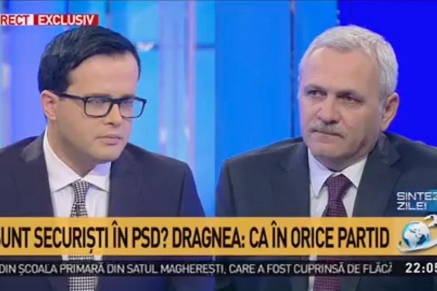 Liviu Dragnea - Mihai Gâdea