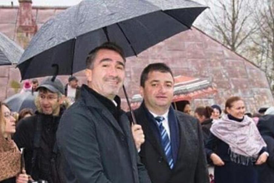 Dănuț Andrușcă - Ionel Arsene