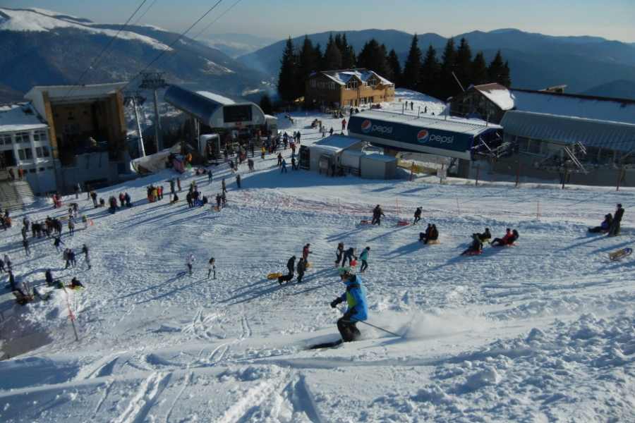 Pârtie de schi
