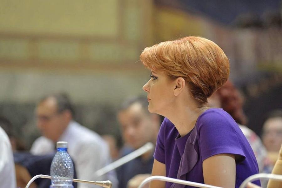 Lia Olguța Vasilescu foto FB