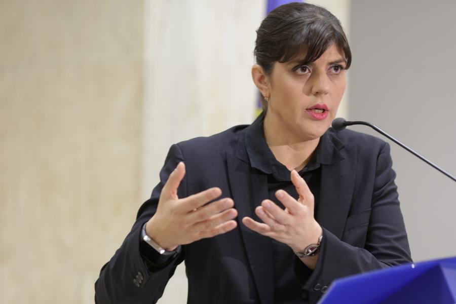 Laura Codruța Kovesi - Foto O. Ganea