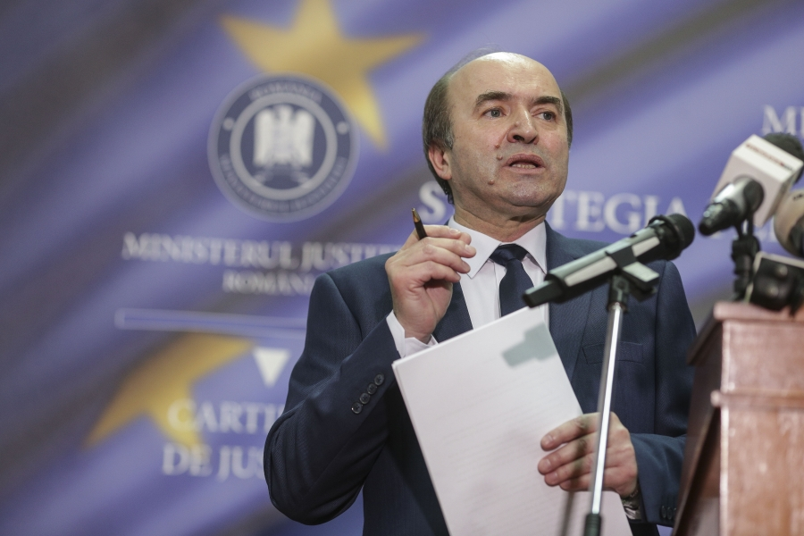 Tudorel Toader, raport DNA