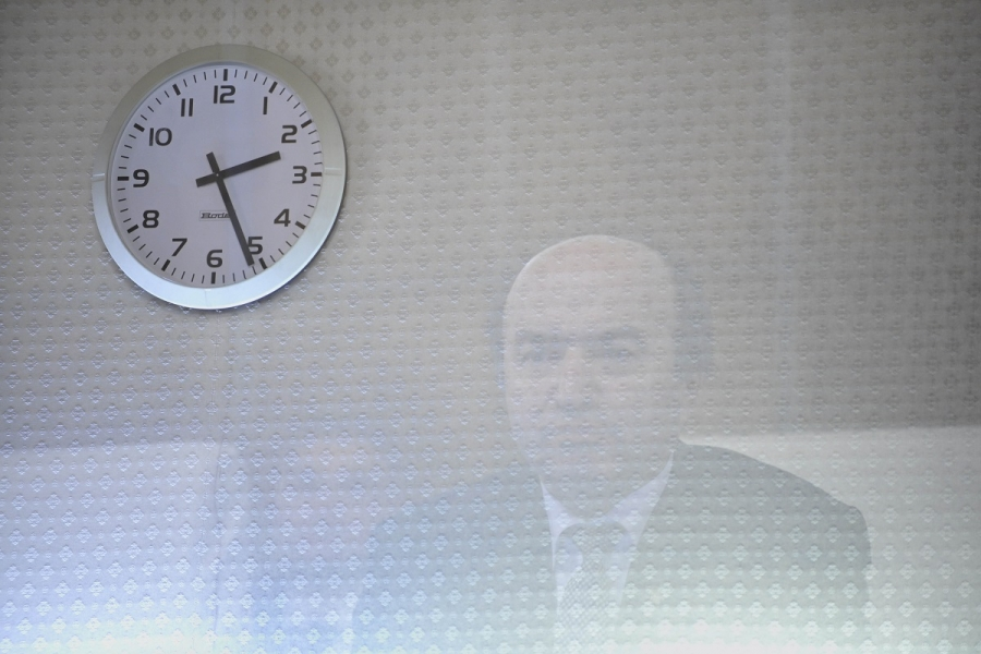 Tudorel Toader ceas