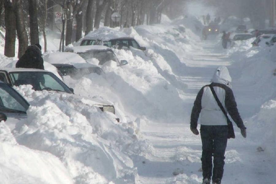 iarna în Canada