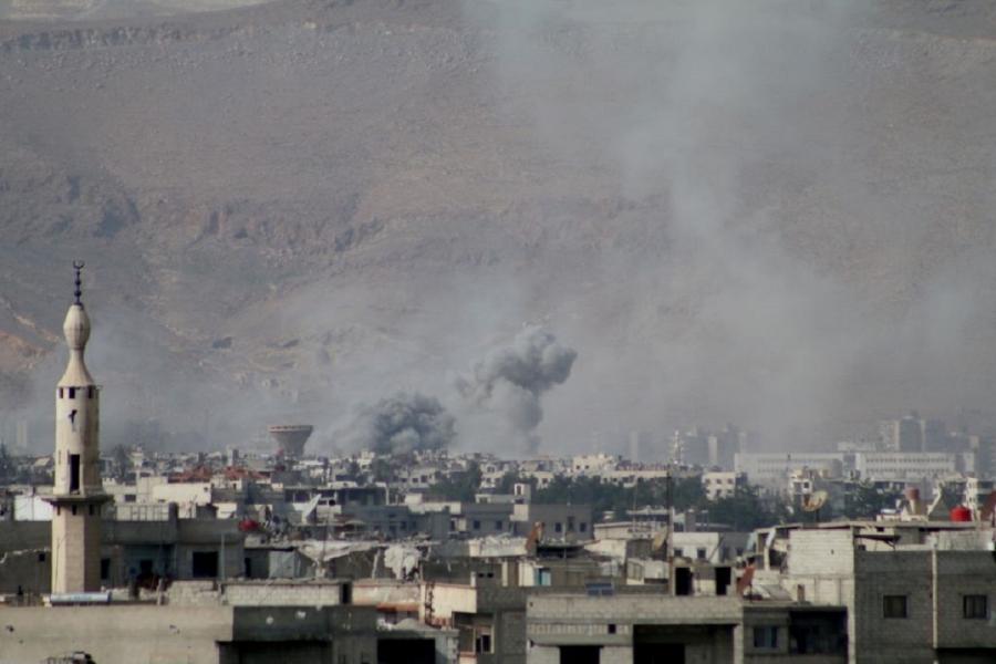 Siria - Damasc